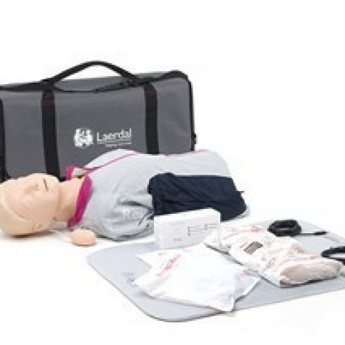Resusci Anne Q-CPR Training Manikin