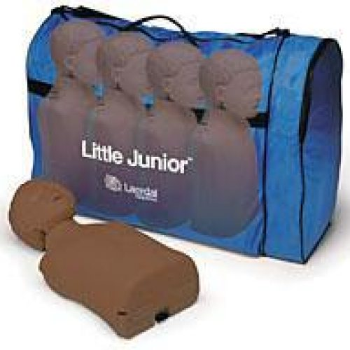 Little Jr. Dark Skin Four Pack