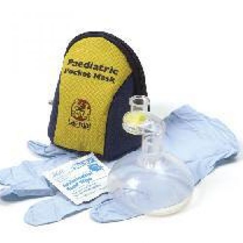 Laerdal Pediatric Pocket Mask
