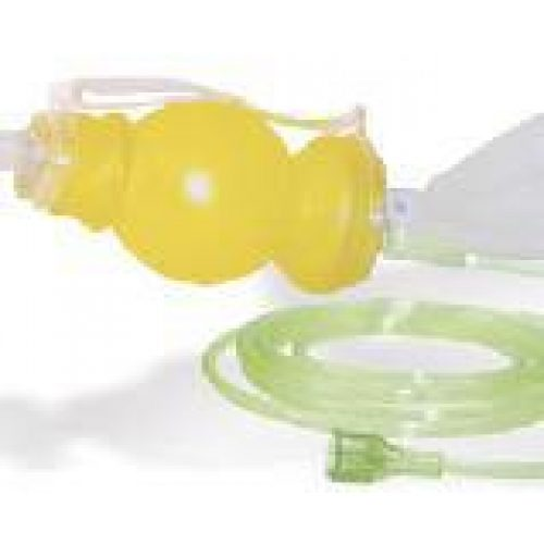 The Bag II Laerdal Disposable Resuscitator, Infant Mask #1