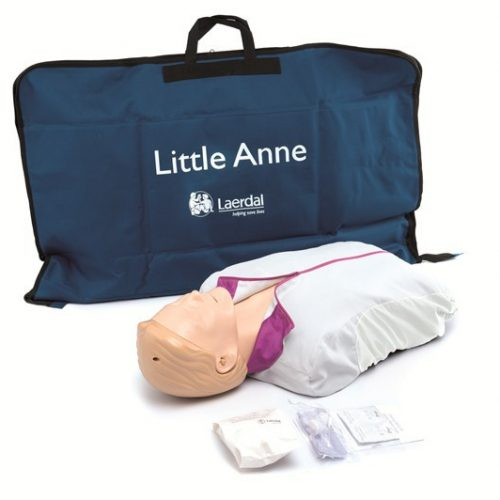 Little Anne CPR Training Manikin