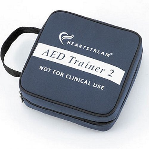 Defibrillator Trainer Carrying Case