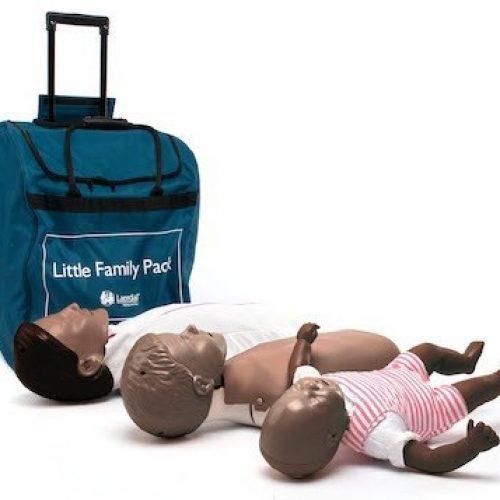 Little Family Pack Brown Skin