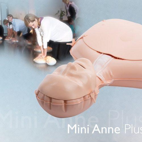 Mini Anne Plus (Bag & 10 Manikins)